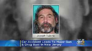 Car Accident Leads To Gun Bust [Video]