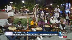 400 years later: A commemoration of slaves journey [Video]