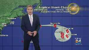 CBSMiami.com Weather @ Your Desk 8-20-19 11PM [Video]
