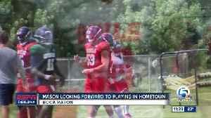 Chauncey Mason returns home 8/20 [Video]