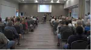 100 people attend active shooter seminar in Indian River County [Video]