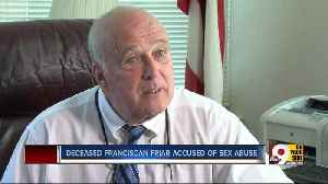 I-Team: Deceased Franciscan friar accused of sex abuse [Video]