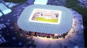 Qatar to build 'reusable' FIFA World Cup stadium [Video]
