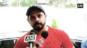 Life-ban reduced to 7 years, Sreesanth eyes international comeback [Video]