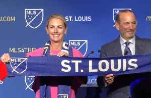 MLS awards expansion franchise to St. Louis [Video]