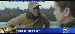 Stars Of Action-Packed 'Angel Has Fallen' Talk About Film On Red Carpet [Video]
