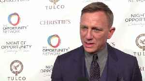 Upcoming James Bond movie to be titled 'No Time to Die' [Video]