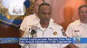 Philadelphia Police Commissioner Richard Ross Resigns Over Sex Assault Allegations In Department [Video]
