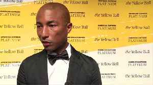 Pharrell partners with Adidas to create 'Now Is Her Time' campaign [Video]