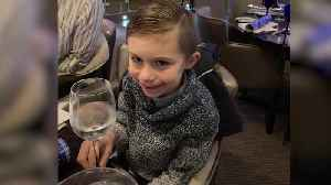 Body found by police searching for six-year-old Lucas Dobson [Video]
