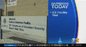 News video: Lawmakers To Visit ICE Detention Center