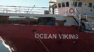 Ocean Viking: out of the 103 children onboard, only 11 are accompanied [Video]