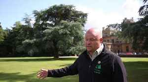 Tree planted by Queen Mary in 1922 stands tall [Video]