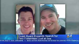 Search Intensifies For Two Missing Firefighters Off Florida [Video]
