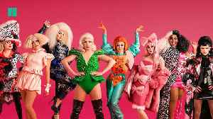 The Queens Of RuPaul's Drag Race UK Revealed [Video]