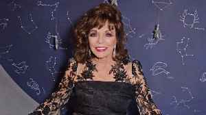Joan Collins speaks out against equal pay in Hollywood [Video]