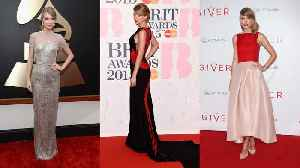 Taylor Swift's Red Carpet Style Evolution [Video]