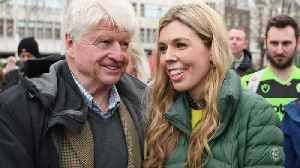 Who is Carrie Symonds?