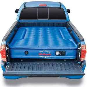 This air mattress is made for the bed of your truck [Video]