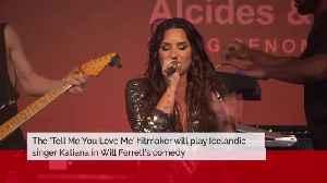 Demi Lovato joins cast of Netflix's Eurovision [Video]