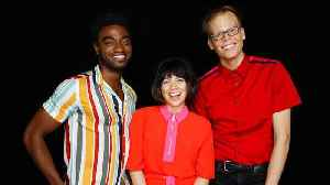 Jelani Alladin, Krysta Rodriguez & Jeff Hiller On The Shakespeare In The Park Musical,