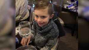 News video: Body of young boy found in River Stour confirmed as Lucas Dobson