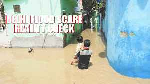 News video: Yamuna above danger mark: Tales of distress from Delhi's low-lying areas