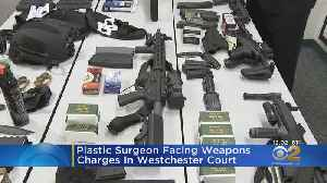 Plastic Surgeon Facing Weapons Charges In Westchester Court [Video]