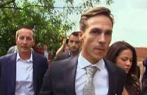 News video: Olesen denies alleged sex assualt on plane - reports
