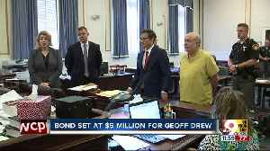 Judge issues $5M bond for priest charged with rape [Video]