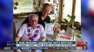 A Veteran's Voice: Forrest 'Frosty' Frost [Video]