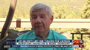 A Veteran's Voice: Jim Hackett [Video]