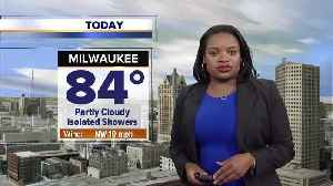 Elissia Wilson's midday Storm Team 4cast for 8/21 [Video]