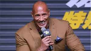 Dwayne 'The Rock' Johnson Tops Forbes Highest-Paid Actors List [Video]