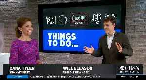 Time Out New York Things To Do For Weekend 8/24-8/25 [Video]