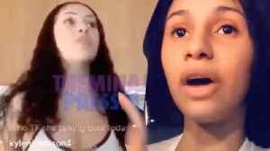 Danielle Bregoli IGNITES A WAR With Nicki Minaj & Cardi B ATTACKS The NYPD ON IG Live! [Video]