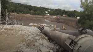News video: Repairing and rebuilding Whaley Bridge dam 'will take years and cost millions'
