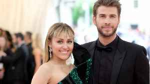 News video: Liam Hemsworth Officially Files For Divorce From Miley Cyrus