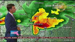WBZ Severe Weather Update For Aug. 21 [Video]
