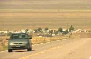 News video: Tiny town near Area 51 braces for alien hunters