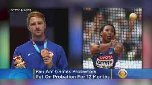 Pan Am Games Protesters Put On Probation For 12 Months [Video]