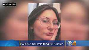 Clear Creek County Coroner: Sol Pais Died By Suicide [Video]