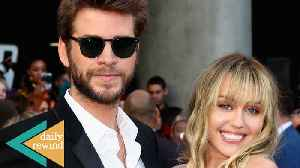 Liam Hemsworth Files For DIVORCE As Miley Cyrus Was Caught MAKING LOVE In Public! | DR [Video]