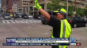 Road closures for Shriners Parade on Wednesday [Video]