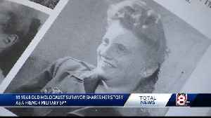 Holocaust survivor turned spy against Nazi Germany shares her incredible story [Video]
