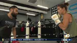 San Diego boxer sets eyes on Tokyo 2020 Olympics [Video]
