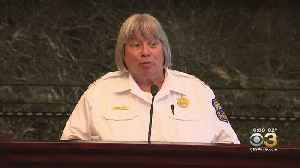 New Acting Police Commissioner Christine Coulter Well Aware Of Challenges City Faces [Video]