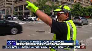 Road closures, parking restrictions and detour plans for Shriner's Parade [Video]
