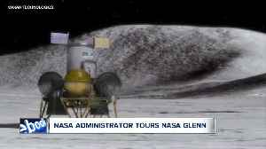 NASA Glenn playing pivotal role in USA's lunar return, including station orbiting the moon [Video]