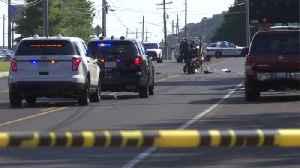 Fatal motorcycle crash [Video]